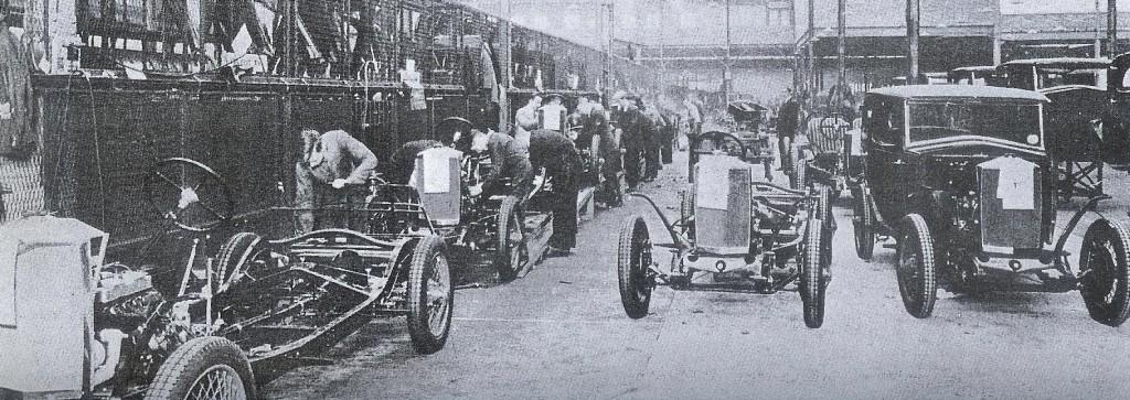 Riley (Coventry) Ltd Works